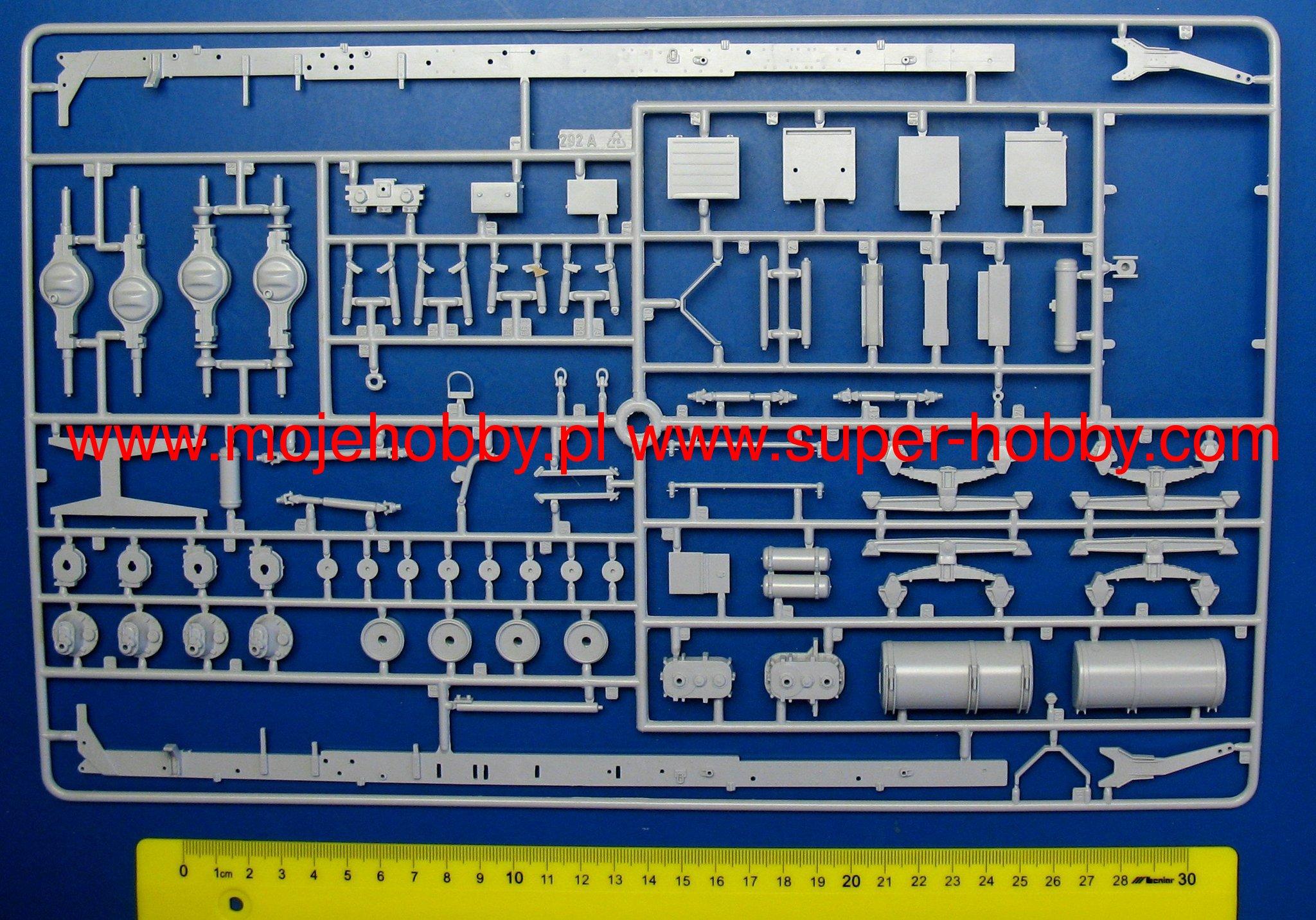 M1120 HEMTT 1:35 Load Handling System Italeri 6525