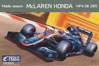 McLaren Honda MP4-30 2015 Middle Season
