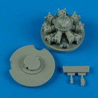 TBF/TBM Avenger Engine Ita/Aca/Accurate Miniatures - Image 1