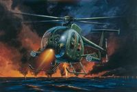 Hughes AH-6A Night Fox
