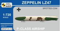 Zeppelin P-class LZ47 Spotted Cow