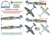 Bf 109G-6 TRUMPETER