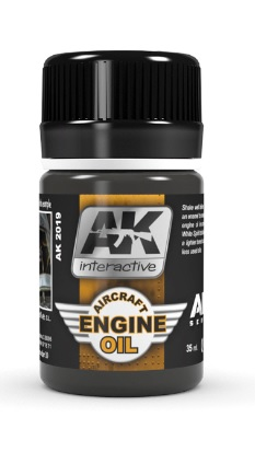 AK 2019 Aircraft Engine Oil - Image 1