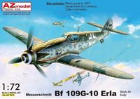 Bf-109G-10 Erla (early) block 49XX - Image 1