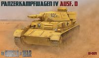 The World At War No009 Pz.Kpfw.IV Ausf.D - Image 1