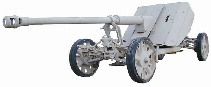 German 50 Mm Anti Tank Gun: German Anti-tank Gun 88mm Panzerabwehrkanone Pak.43 ACE 72217