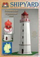Dornbusch Lighthouse nr53 skala 1:87