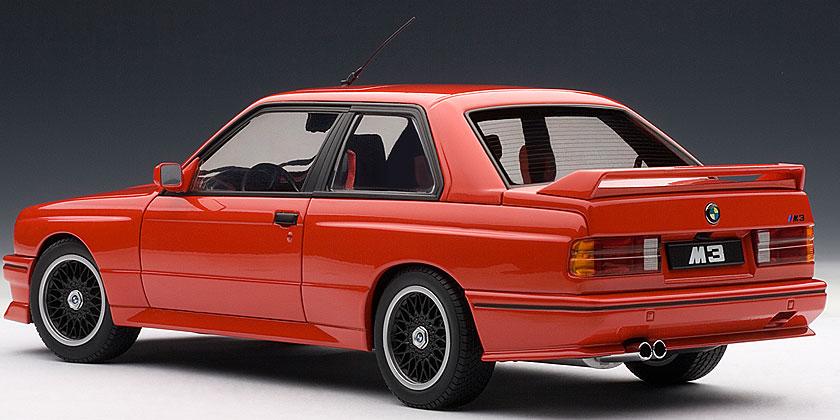 BMW E30 M3 Sport Evolution - Die-cast model - AutoArt 70566