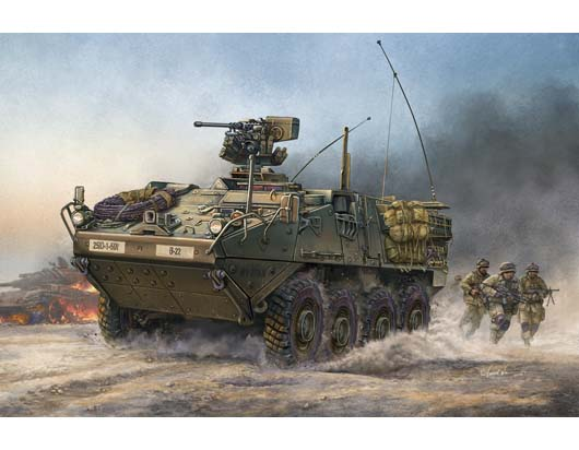 Stryker Light Armored Vehicle   Image 1