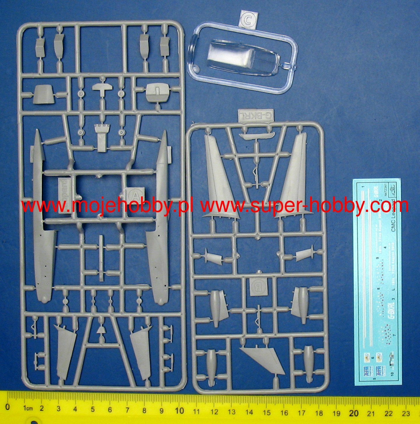 Cmc Leopard 1 A Model 72341 Motorcycle Wiring Diagram Am72341