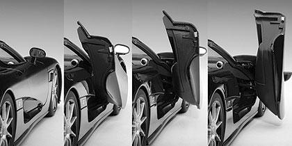 ... 2-auto_downl.jpg ... & Koenigsegg CCX (black) - Die-cast model - AutoArt 79002