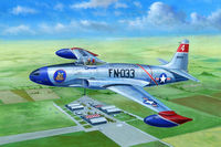 F-80A Shooting Star fighter - Image 1