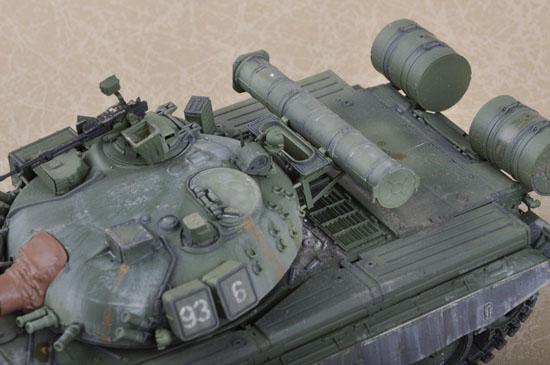 Trumpeter 05565 1/35 Russia T-80B Main Battle Tank Models