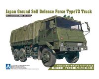 JAPAN GROUND SELF DEFENSE FORCE TYPE73 TRUCK