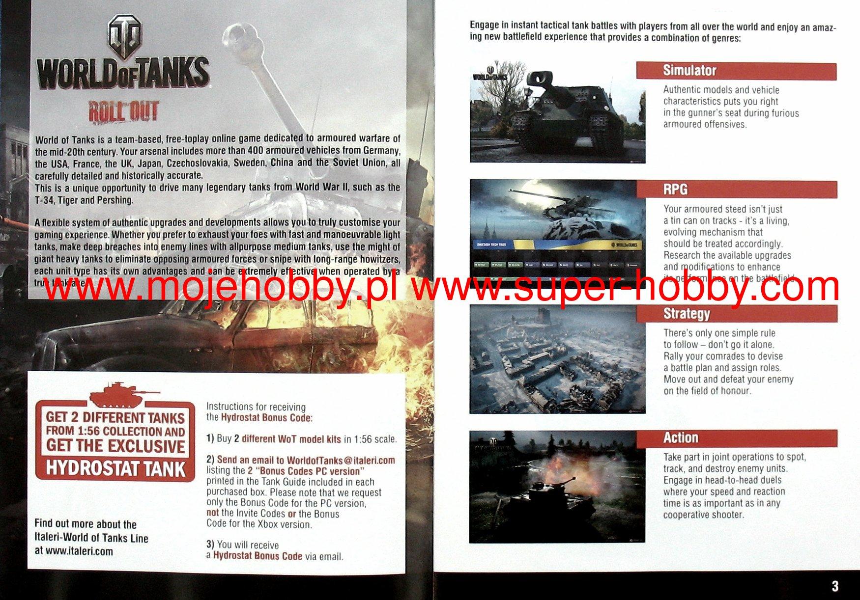 World Of Tanks - KV-1 / KV-2