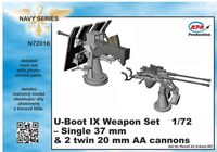 U-Boot IX Weapon Set for REVELL