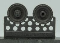 Wheels for Crusader and Covenanter, type 3 - Image 1