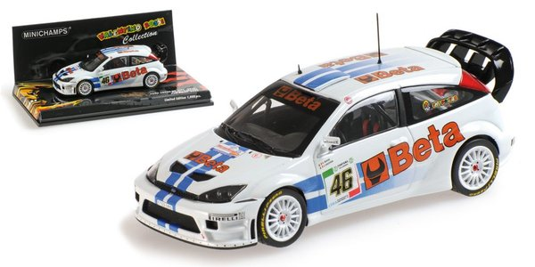 Ford Focus RS WRC Beta #46 - Image 1