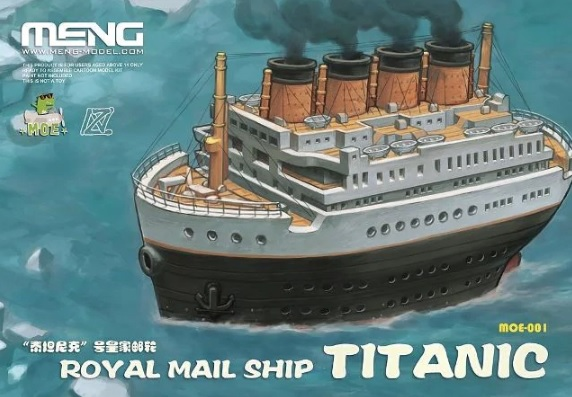 Royal Mail Ship Titanic - Image 1