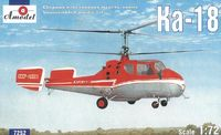 Kamov Ka-18 Soviet civil helicopter