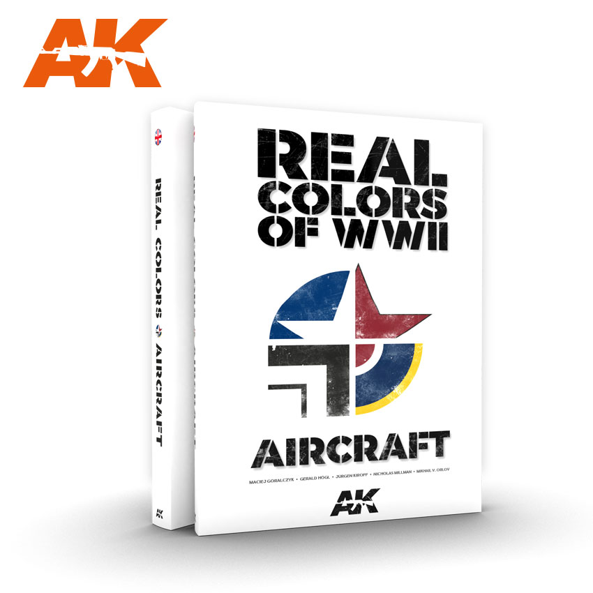REAL COLORS OF WWII for AIRCRAFT [ENG] - Image 1
