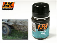 AK 016 FRESH MUD
