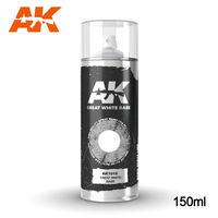 AK1019 GREAT WHITE BASE SPRAY - Image 1