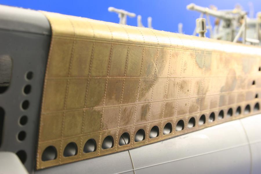 eduard 53029 1//72 Ship Gato Class Fuselage Hinges Plate for Revell