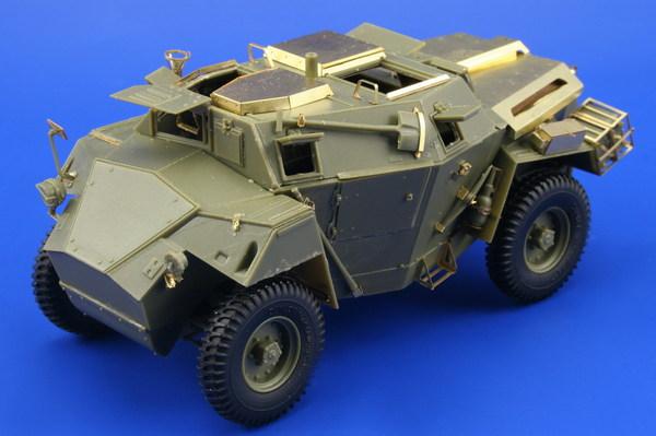 Humber Scout Car Mk I Exterior for Bronco eduard 36012 1//35 Armor