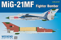 MiG-21MF Fighter-Bomber Weekend Edition - Image 1
