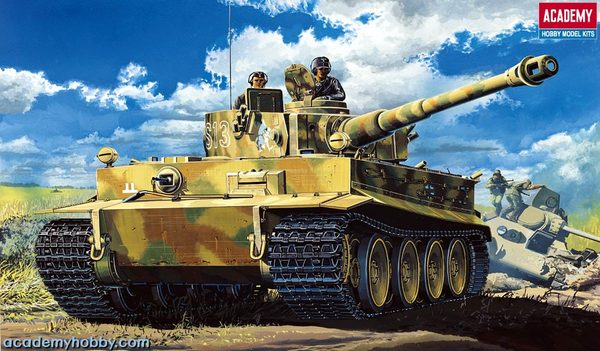 Tiger 1 early version - Image 1