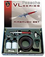 Paasche VL airbrush set ( all sizes ) - Image 1