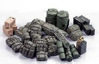 Modern US Military Equipment Set