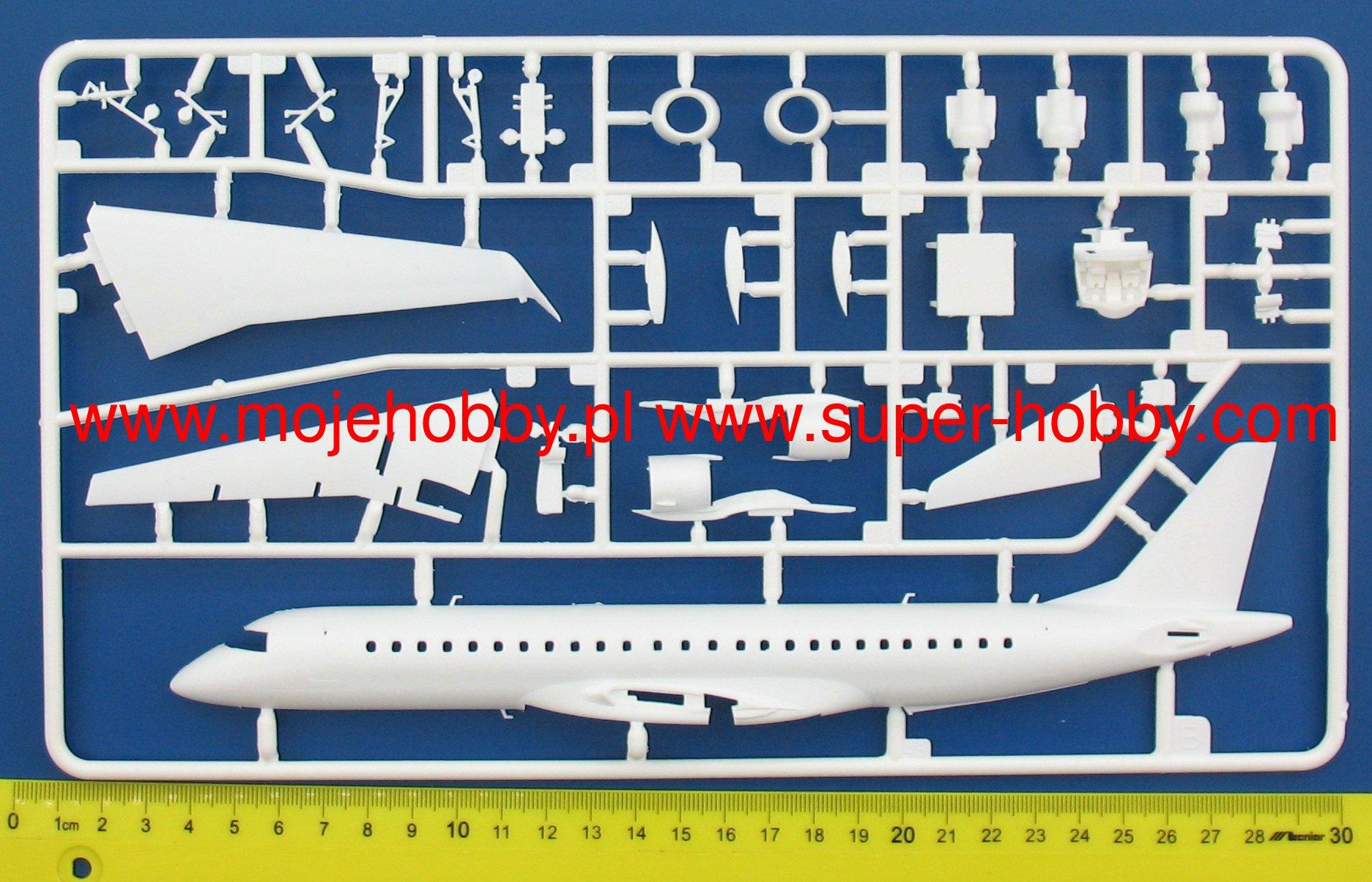 Neu Lufthansa New Livery Revell 03883-1//144 Embraer 190