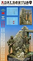 Ortona 1943, mini diorama (Ortona 1943, w 2x decals and base)