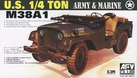 M38A1 US 1/4 ton Utility Truck - Image 1