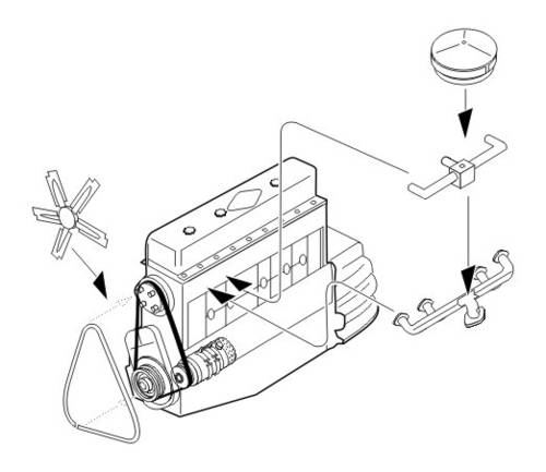 Ohc Engine Drawing