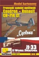 French fighter Caudron - Renault CR 714 C1