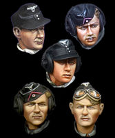 German Panzer Crew Head Set #2 - Image 1