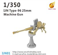 IJN Type-96 25mm Machine Gun (16 sets)