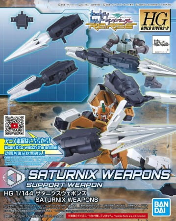 SATURNIX WEAPONS - Image 1