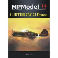 Curtiss CW-21 Demon