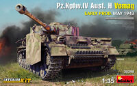 Pz.Kpfw.IV Ausf. H Vomag. EARLY PROD. MAY 1943. INTERIOR KIT - Image 1