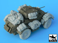 Staghound Big accessories set for Bronco kit, 23 resin parts - Image 1