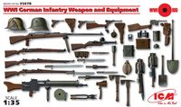 WWI German Infantry Weapon and Equipment - Image 1