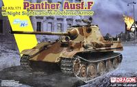 Sd.Kfz.171 Panther Ausf.F w/Night Sight and Air Defense Armor