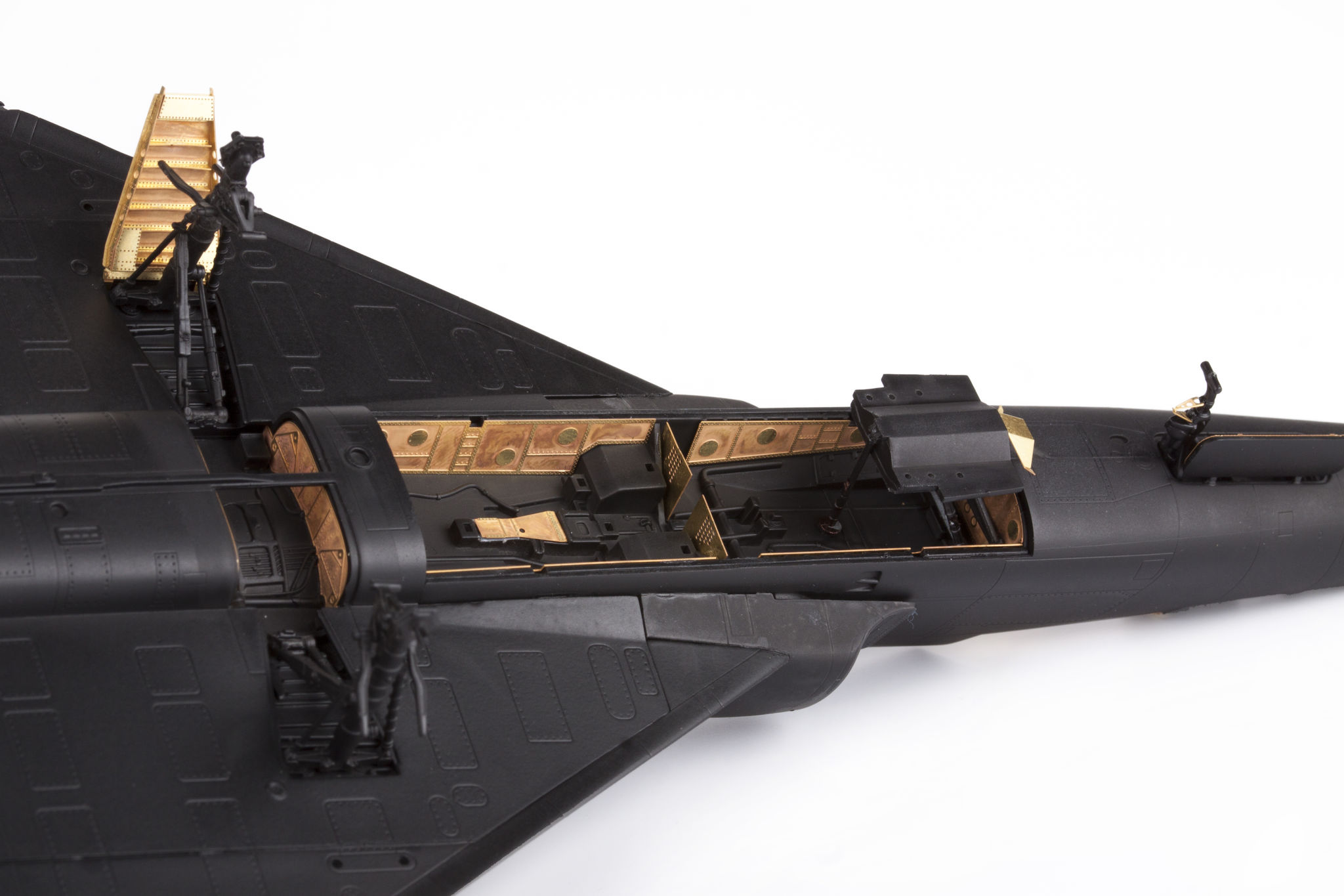 EDUARD 73631 Detail Set for Trumpeter® Kit F-106A in 1:72