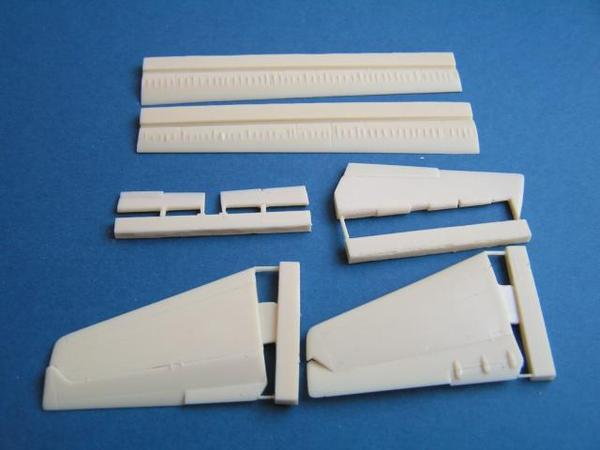 S-3A Viking control surfaces for Hasegawa/Revell - Image 1