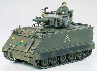 Best Model Paints For Armored Vehicles