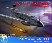 Me-509 Nachtjager